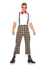 Picture of Nerdy Ned Adult Mens Costume