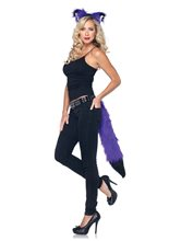 Picture of Rockin Fox Kit Adult Womens Costume