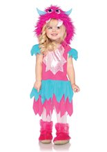 Picture of Sweetheart Monster Toddler Costume