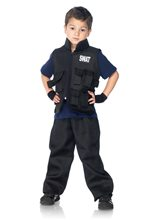 Picture of Swat Commander Boys Costume
