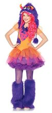 Picture of Furrrocious Frankie Monster Juniors Costume