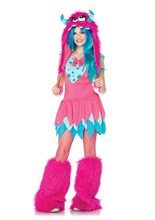 Picture of Mischief Monster Juniors Costume
