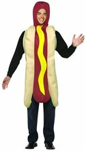 Picture of Hot Dog Adult Unisex Costume