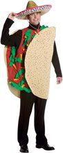 Picture of Delicious Taco Adult Unisex Costume