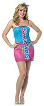 Picture of Nestle SweeTarts Adult Womens Tube Dress