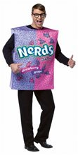 Picture of Nerds Box Adult Unisex Costume