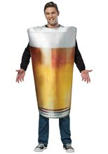 Picture of Get Real Beer Pint Adult Mens Costume