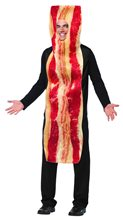 Picture of Get Real Bacon Strip Adult Unisex Costume