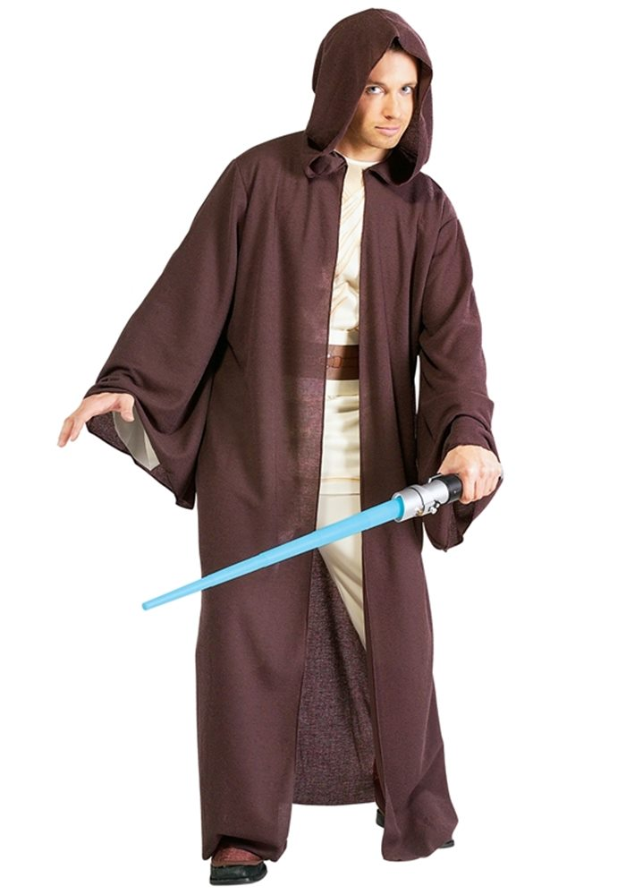 Picture of Star Wars Deluxe Jedi Robe Adult Mens Costume