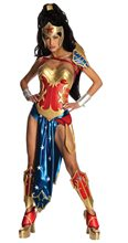 Picture of Wonder Woman Ame-Comi Sexy Adult Womens Costume
