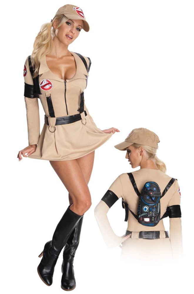 Picture of Ghostbusters Adult Womens Sexy Dress Costume