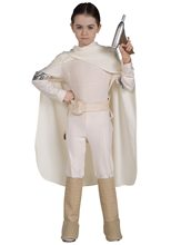 Picture of Star Wars Deluxe Padme Amidala Child Costume