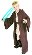 Picture of Star Wars Deluxe Hooded Jedi Child Robe