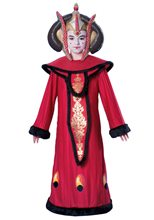 Picture of Star Wars Deluxe Queen Amidala Child Costume