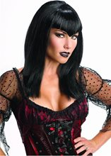 Picture of Glitter Vamp Adult Womens Wig