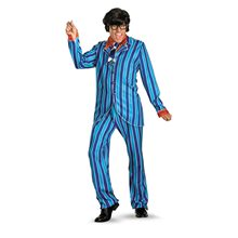 Picture of Austin Powers Carnaby Suit Deluxe Adult Mens Costume