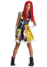 Picture of Nightmare Before Christmas Sally Tween Costume