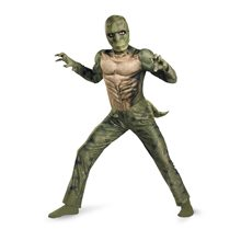 Picture of Amazing Spider Lizard Muscle Child Costume