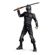 Picture of G.I. Joe Snake Eyes Classic Muscle Child Costume