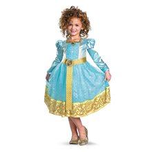 Picture of Disney Pixar Brave Merida Deluxe Toddler & Child Costume