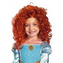 Picture of Brave Merida Child Wig