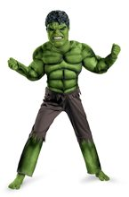 Picture of Marvel The Avengers Hulk Muscle Child Costume