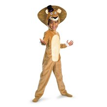 Picture of Madagascar Alex the Lion Deluxe Child Boy Costume