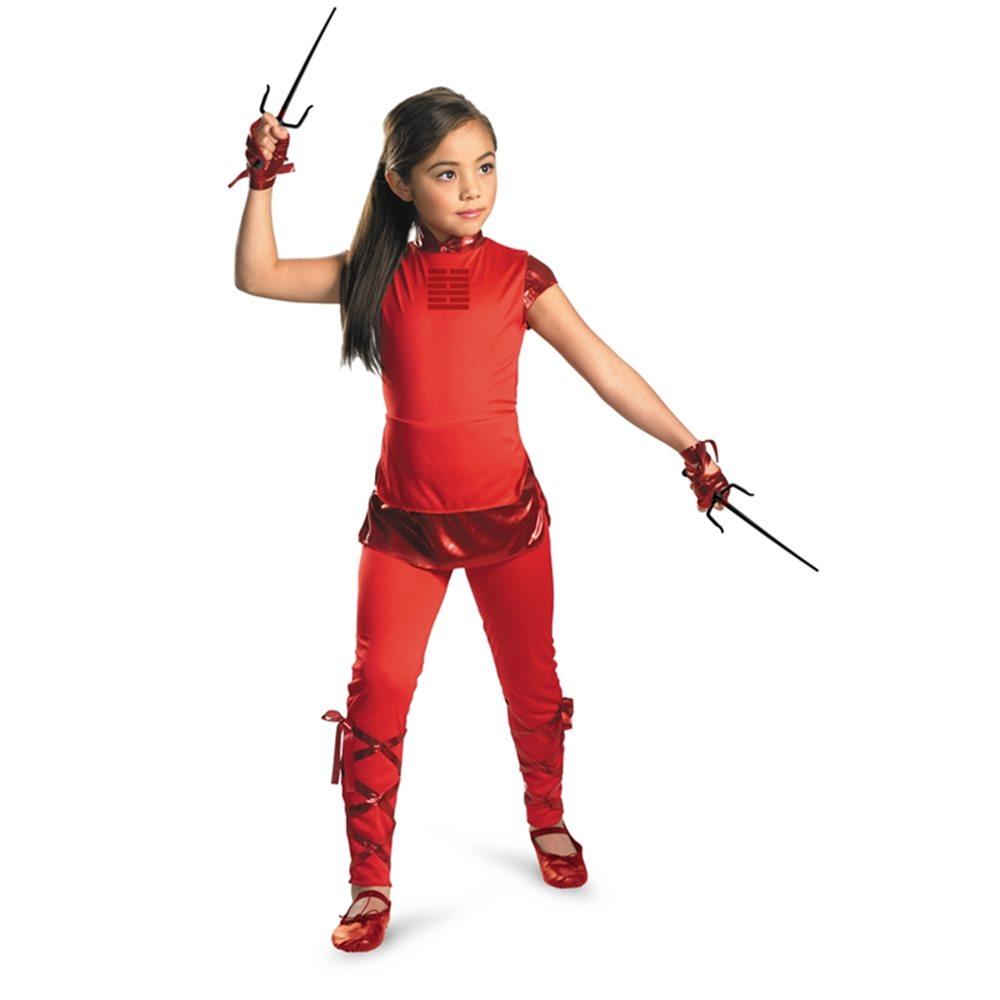 Picture of GIJOE Jinx Child Girls Costume