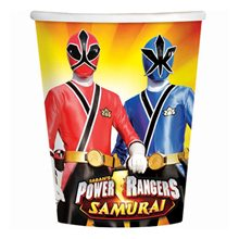Picture of Power Rangers Samurai 9 oz Cup