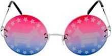 Picture of Political Democrat Glasses