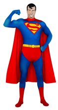 Picture of Superman 2nd Skin Adult Mens Costume