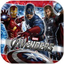 Picture of Marvel The Avengers Dinner Plates