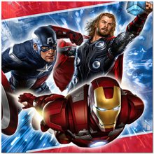 Picture of Marvel The Avengers Lunch Napkins