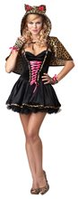 Picture of Frisky Kitty Adult Womens Costume