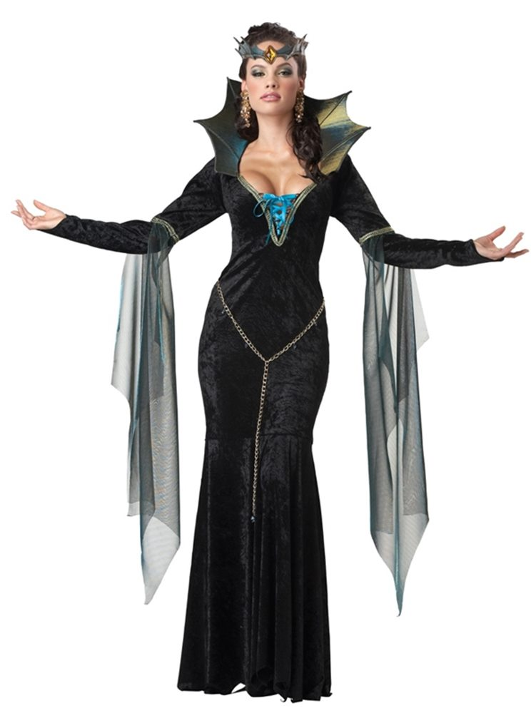 Picture of Evil Sorceress Adult Womens Costume