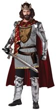 Picture of King Arthur Adult Mens Costume