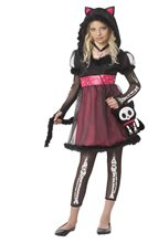 Picture of Skelanimals Kit The Cat Child Costume