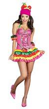 Picture of Juana Banana Adult Womens Costume