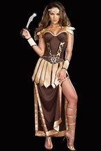 Picture of Remember the Trojans Warrior Adult Womens Costume