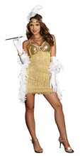 Picture of Vaudeville Vixen Adult Womens Costume