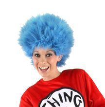 Picture of Dr. Seuss Thing 1 and 2 Unisex Wig
