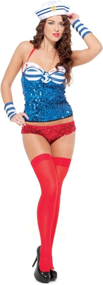 Picture of Sparkle Splash Adult Womens Costume