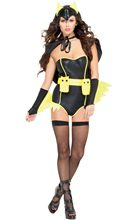 Picture of Bat To The Bone Adult Womens Costume