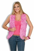 Picture of Groovy Pink Vest Standard
