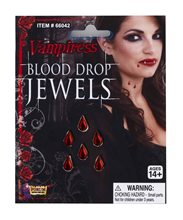 Picture of Vampiress Blood Drop Jewel