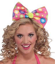 Picture of Circus Sweetie Headband Bow