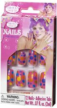 Picture of Circus Sweetie Nails