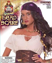 Picture of Mystic Fortune Teller Head Scarf
