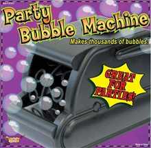 Picture of Bubble Machine
