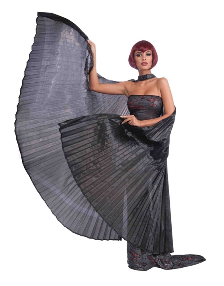 Picture of Gothic Wings Black Costume